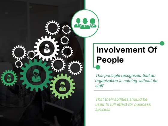 Involvement Of People Ppt PowerPoint Presentation Icon Elements
