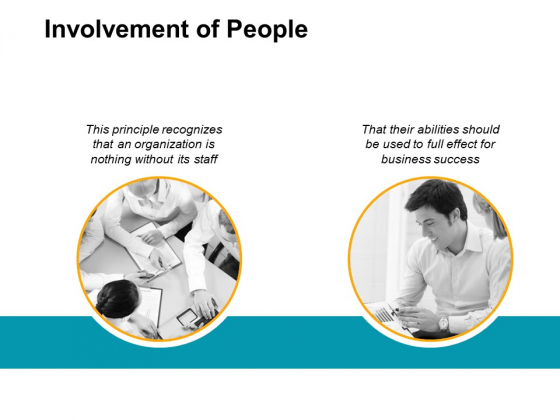 Involvement Of People Teamwork Ppt PowerPoint Presentation Styles Example File