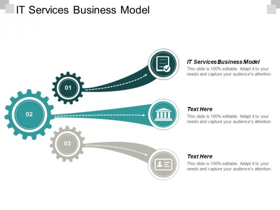It Services Business Model Ppt PowerPoint Presentation Layouts Infographics Cpb