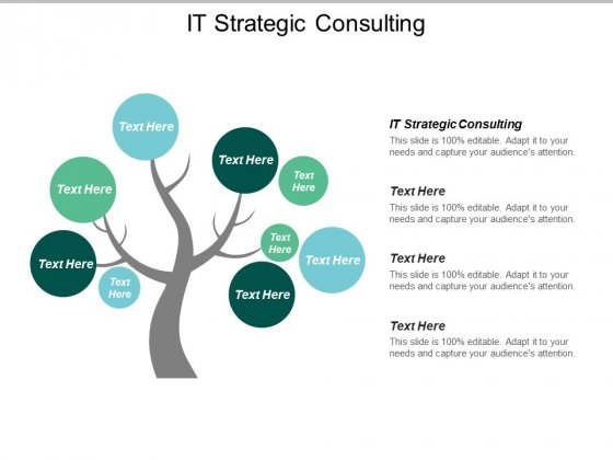 It Strategic Consulting Ppt PowerPoint Presentation Infographic Template Background Images Cpb