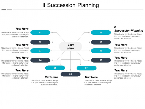 It Succession Planning Ppt PowerPoint Presentation Show Graphic Images Cpb