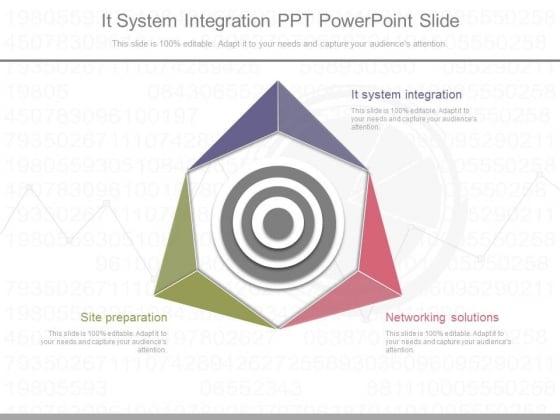 It System Integration Ppt Powerpoint Slide