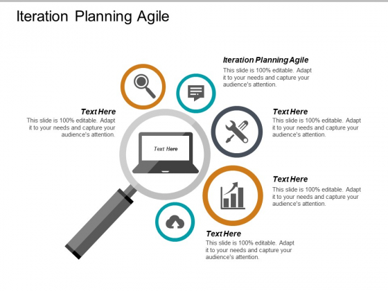 Iteration Planning Agile Ppt PowerPoint Presentation Slides Microsoft Cpb