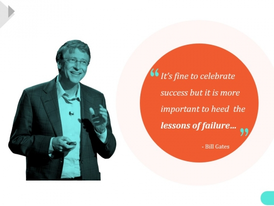 Its Fine To Celebrate Success Ppt PowerPoint Presentation Infographics