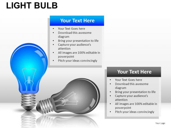 Image Light Bulb PowerPoint Slides And Ppt Diagram Templates
