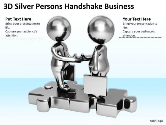 Images Of Business People Handshake PowerPoint Templates Download