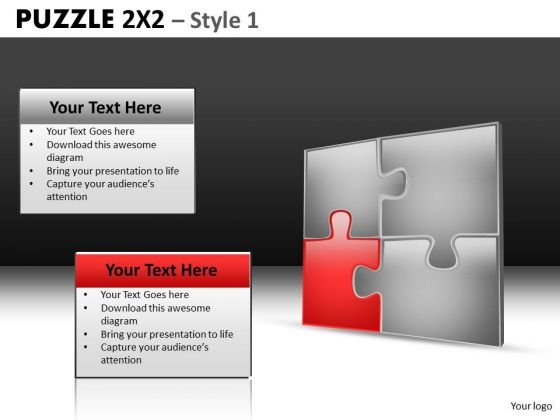 Important Puzzle Piece PowerPoint Templates And Ppt Slides