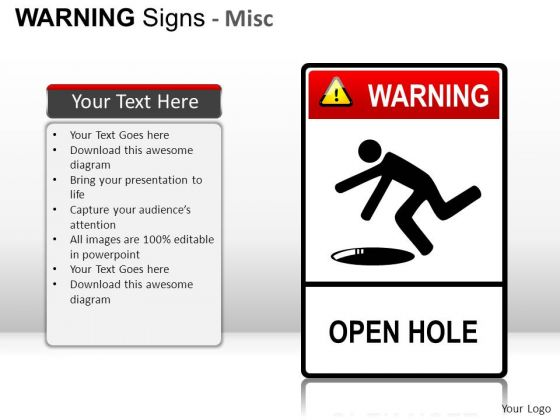 Industry Warning Signs PowerPoint Slides And Ppt Diagram Templates