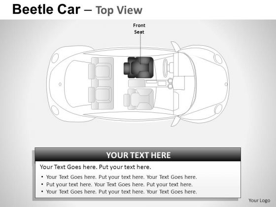 Innovation Red Beetle Car PowerPoint Slides And Ppt Diagram Templates