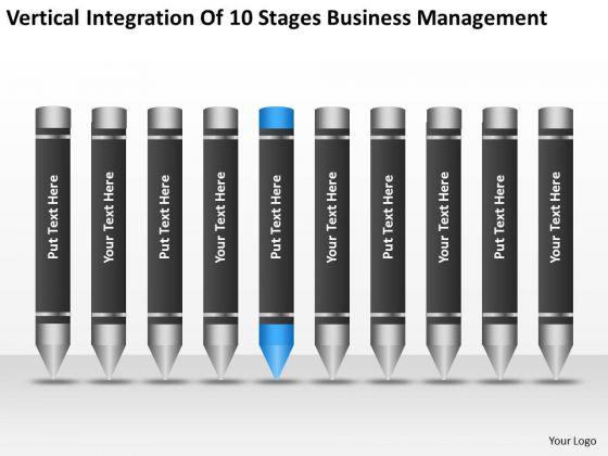 Integration Of 10 Stages Business Management Ppt Formulating Plan PowerPoint Slides