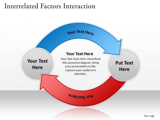 Interaction Ppt Slides Diagrams Templates PowerPoint 2007 Cycle Process
