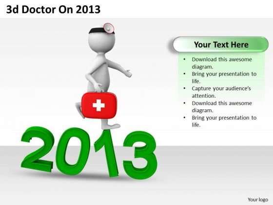 Internet Business Strategy 3d Doctor On 2013 Characters