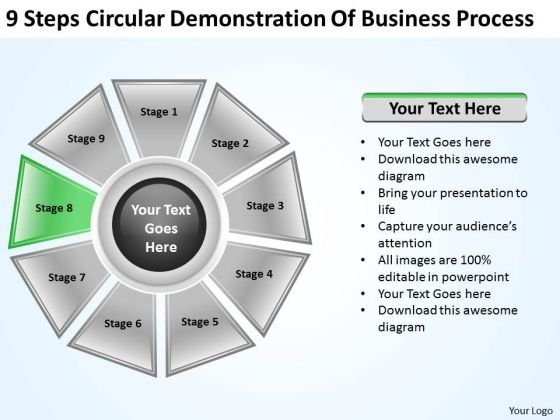 Internet Business Strategy Demonstration Of Process Ppt Execution