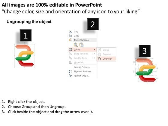 intersecting_arrows_with_icons_powerpoint_template_2