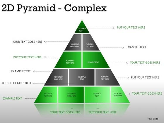 Investment 2d Pyramid Complex PowerPoint Slides And Ppt Diagram Templates