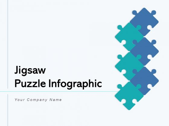 Jigsaw Puzzle Infographic Sales Management Ppt PowerPoint Presentation Complete Deck