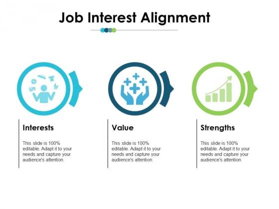 Job Interest Alignment Employee Value Proposition Ppt PowerPoint Presentation Inspiration Mockup
