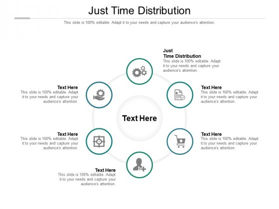 Just Time Distribution Ppt PowerPoint Presentation Outline Vector Cpb Pdf