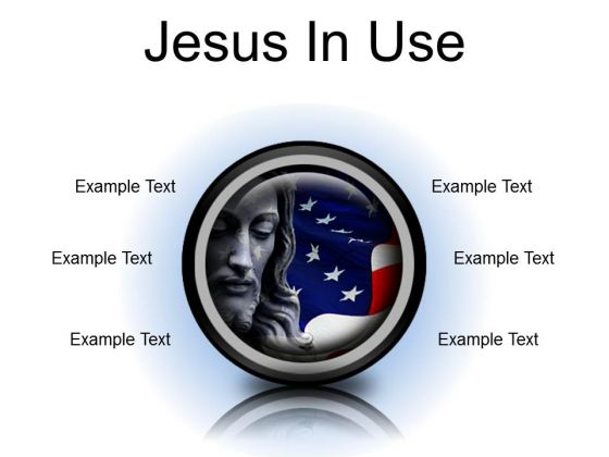 Jesus In Usa Religion PowerPoint Presentation Slides Cc