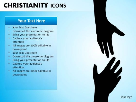 Jesus Saves PowerPoint Ppt Templates