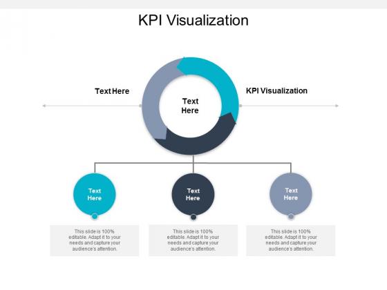 KPI Visualization Ppt PowerPoint Presentation Show Cpb