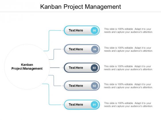 Kanban Project Management Ppt PowerPoint Presentation Layouts Show Cpb Pdf