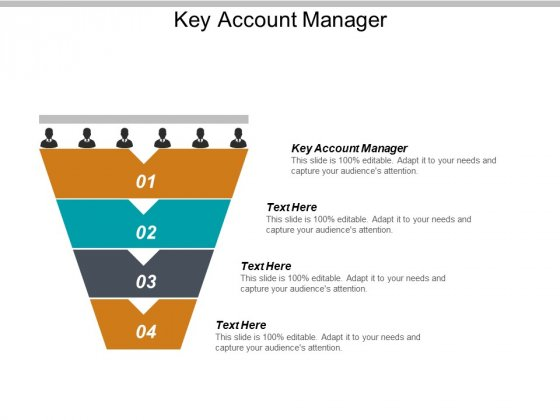 Key Account Manager Ppt PowerPoint Presentation Outline Gridlines Cpb