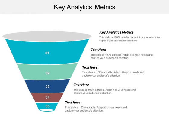 Key Analytics Metrics Ppt PowerPoint Presentation File Outfit Cpb