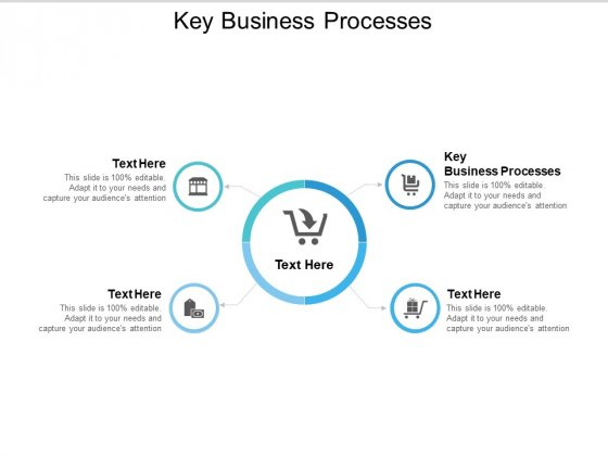 Key Business Processes Ppt PowerPoint Presentation Show Example Topics Cpb