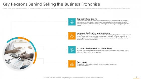 Key_Considerations_While_Marketing_Franchise_Ppt_PowerPoint_Presentation_Complete_Deck_With_Slides_Slide_17