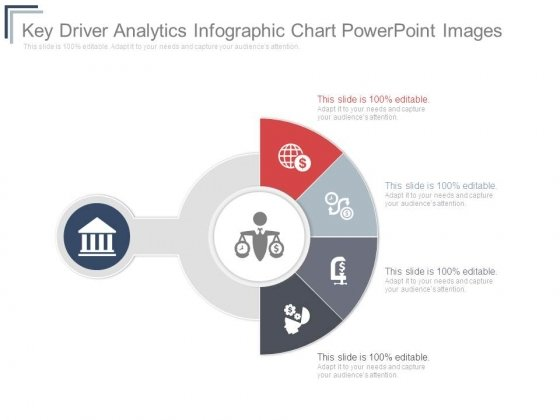 Key Driver Analytics Infographic Chart Powerpoint Images