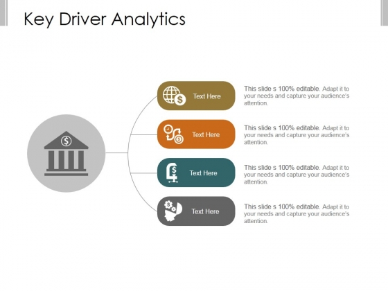 Key Driver Analytics Template 1 Ppt PowerPoint Presentation Icon