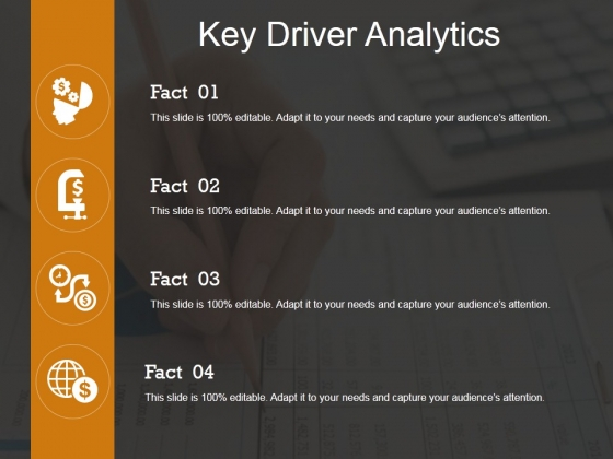 Key Driver Analytics Template 2 Ppt PowerPoint Presentation Summary Inspiration