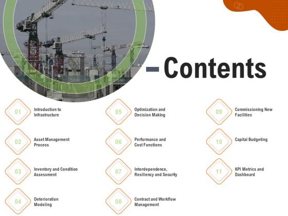 Key Features For Effective Business Management Contents Ppt Infographics Inspiration PDF Ppt Slides Portrait PDF