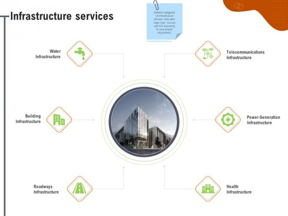 Key Features For Effective Business Management Infrastructure Services Ppt Gallery Mockup PDF