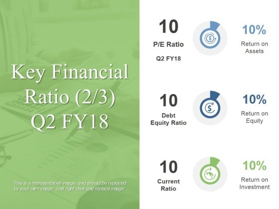 Key Financial Ratio Template 2 Ppt PowerPoint Presentation Summary Influencers
