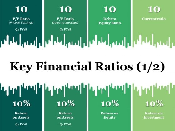 Key Financial Ratios Ppt PowerPoint Presentation Gallery Designs Download