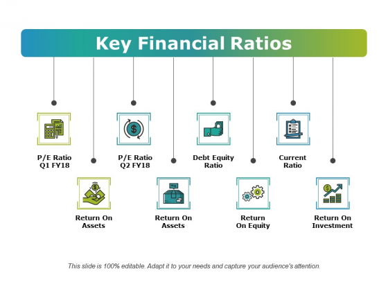 Key Financial Ratios Ppt PowerPoint Presentation Gallery Example