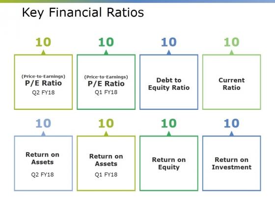 Key Financial Ratios Ppt PowerPoint Presentation Styles Summary