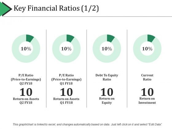 Key Financial Ratios Template 1 Ppt PowerPoint Presentation Gallery Skills