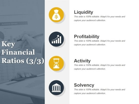 Key Financial Ratios Template 1 Ppt PowerPoint Presentation Slides Styles