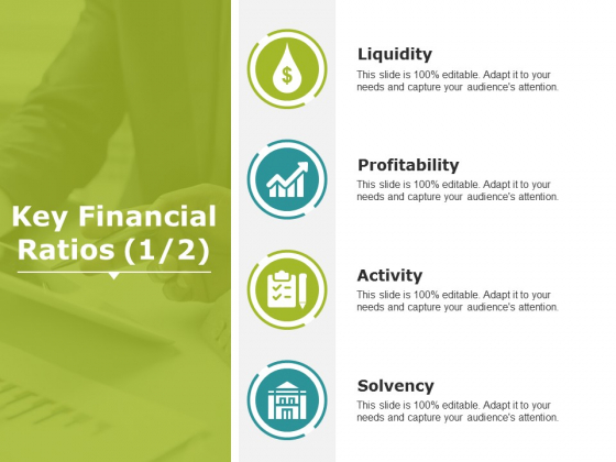 Key Financial Ratios Template Ppt PowerPoint Presentation Gallery Information