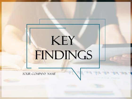 Key Findings Ppt PowerPoint Presentation Complete Deck With Slides