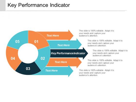 Key Performance Indicator Ppt PowerPoint Presentation Professional Templates Cpb