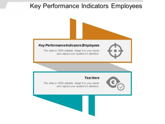 Key Performance Indicators Employees Ppt PowerPoint Presentation Icon Samples Cpb