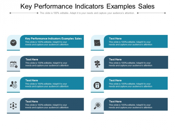 Key Performance Indicators Examples Sales Ppt PowerPoint Presentation File Example Cpb Pdf