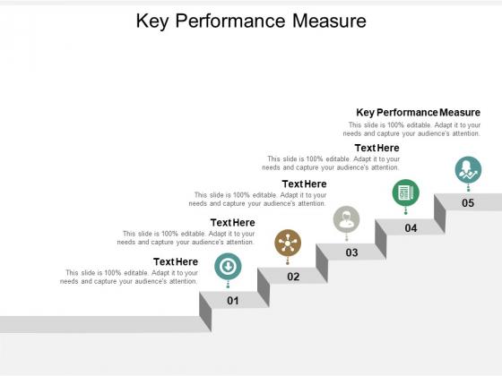 Key Performance Measure Ppt PowerPoint Presentation Model Files Cpb