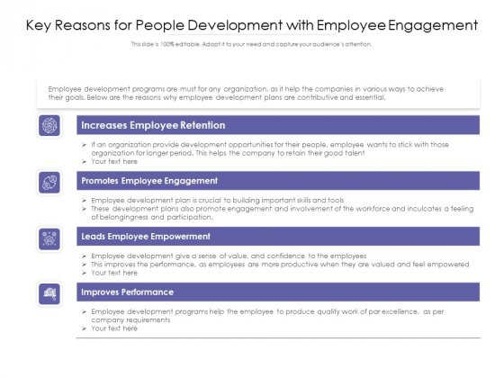Key_Reasons_For_People_Development_With_Employee_Engagement_Ppt_PowerPoint_Presentation_Gallery_Designs_Download_PDF_Slide_1