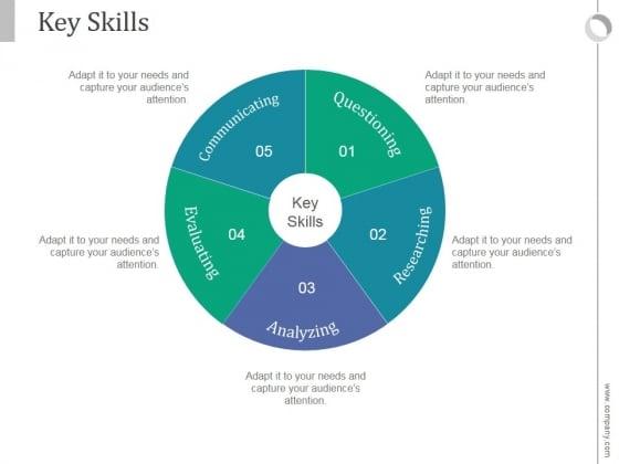 Key Skills Ppt PowerPoint Presentation Files