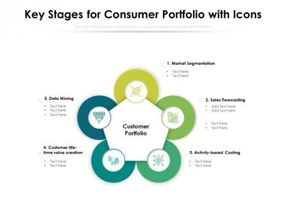 Key_Stages_For_Consumer_Portfolio_With_Icons_Ppt_PowerPoint_Presentation_Layouts_Summary_PDF_Slide_1